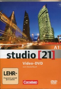 studio 21 A1 (video-DVD) - pudełko audiobooku