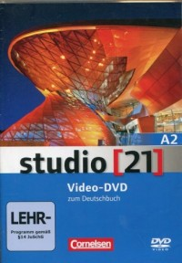 studio 21 A2. Video DVD - okładka filmu