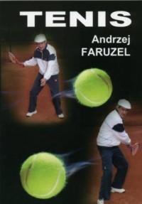 Tenis - okładka książki