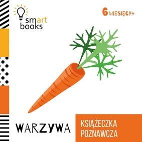 Warzywa. Książeczka poznawcza (wiek - okładka książki