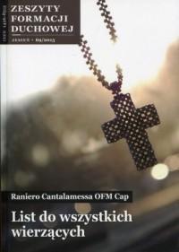 Zeszyty Formacji Duchowej nr 69. List do wszystkich wierzących - okładka książki