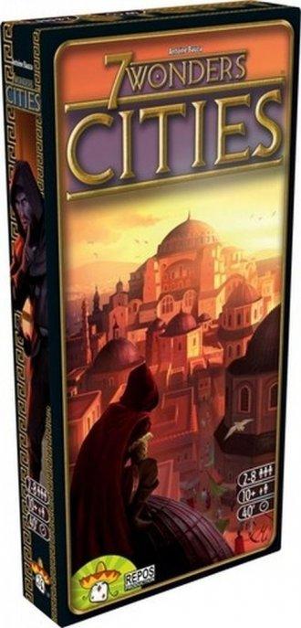 7 Cudów Świata. Miasta - zdjęcie zabawki, gry