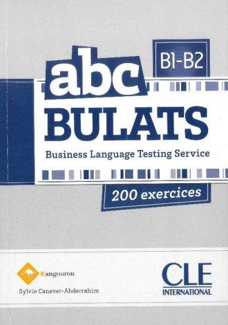 ABC Bulats poziom B1/B2. Książka - okładka podręcznika