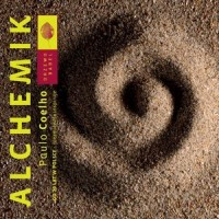 Alchemik - pudełko audiobooku