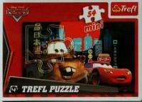 Auta (puzzle mini 54-elem.) - Wydawnictwo - zdjęcie zabawki, gry