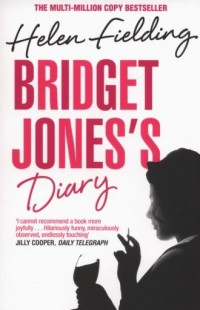 Bridget Jones s Diary - okładka książki