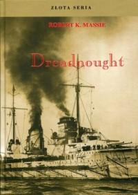 Dreadnought. Tom 2. Złota seria - okładka książki