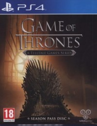 Game of Thrones (PS4) - pudełko programu