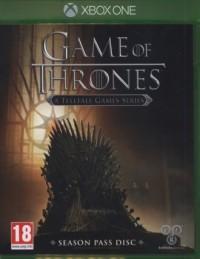 Game of Thrones (Xbox One) - Wydawnictwo - pudełko programu