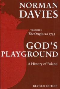 Gods Playground. Tom 1 - okładka książki