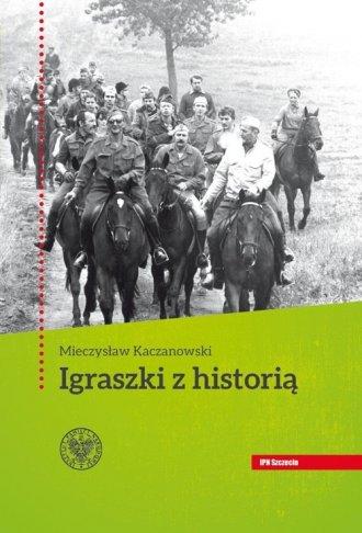 Igraszki z historią - okładka książki