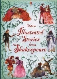 Illustrated Stories from Shakespeare - okładka książki