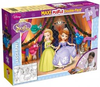 Jej Wysokość Zosia (puzzle maxi - zdjęcie zabawki, gry