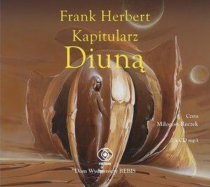 Kapitularz Diuną - pudełko audiobooku