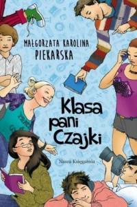 Klasa pani Czajki - okładka książki