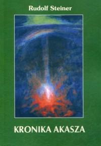 Kronika Akasza - okładka książki