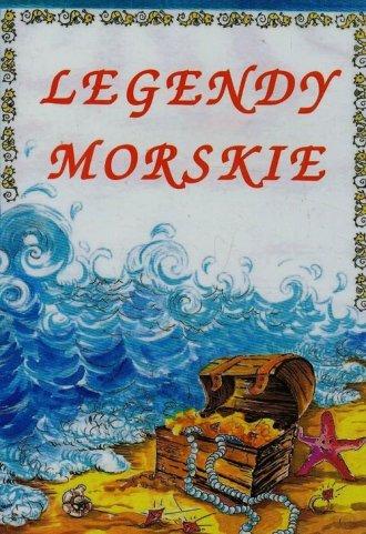 Legendy morskie - okładka książki