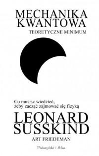 Mechanika kwantowa. Teoretyczne minimum - okładka książki