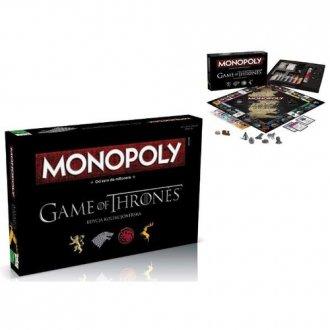Monopoly. Gra o tron (wersja kolekcjonerska) - zdjęcie zabawki, gry