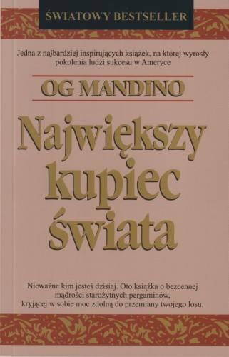 Największy kupiec świata - okładka książki