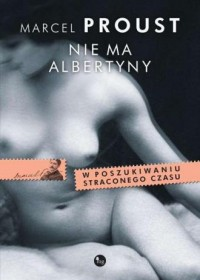 Nie ma Albertyny - okładka książki