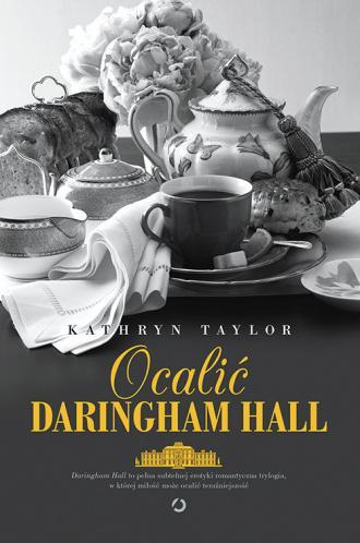 Ocalić Daringham Hall - okładka książki