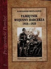 Pamiętnik wojenny harcerza 1918-1920. - okładka książki