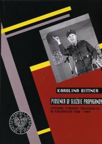 Piosenka w służbie propagandy. - okładka książki