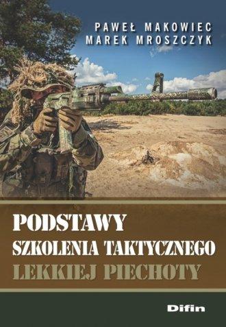 Podstawy szkolenia taktycznego - okładka książki