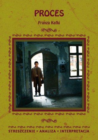 Proces Franza Kafki. Streszczenie, - okładka podręcznika