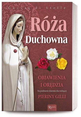 Róża Duchowna - okładka książki