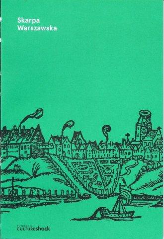 Skarpa warszawska - okładka książki
