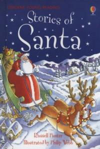 Stories of Santa - okładka książki