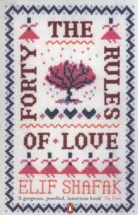 The Forty Rules of Love - okładka książki