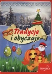 Tradycje i obyczaje - okładka książki
