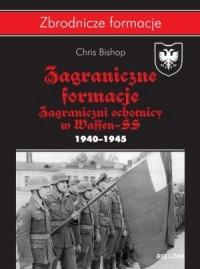 Zagraniczne formacje SS. Zagraniczni - okładka książki