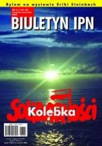 Biuletyn IPN nr 67-68 (8-9) / 2006 - okładka książki