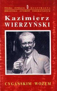 Cygańskim wozem - okładka książki