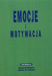 Emocje i motywacja - Brian Parkinson - okładka książki