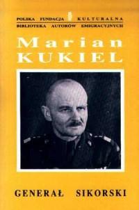 Generał Sikorski - okładka książki