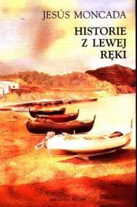 Historie z lewej ręki - okładka książki