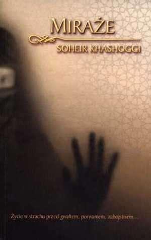 Miraże - okładka książki