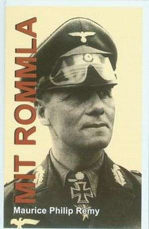 Mit Rommla - okładka książki