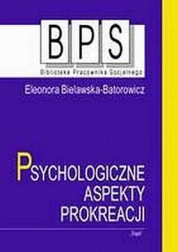 Psychologiczne aspekty prokreacji. - okładka książki
