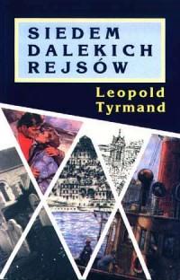 Siedem dalekich rejsów - okładka książki