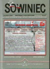 Sowiniec 2005/27 - okładka książki