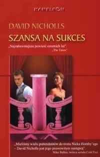 Szansa na sukces - okładka książki