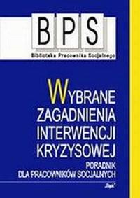 Wybrane zagadnienia interwencji - okładka książki