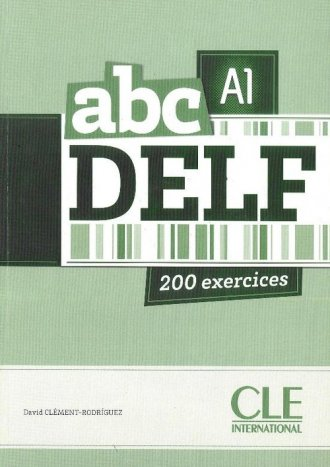 ABC DELF A1 (+ CD) - okładka podręcznika