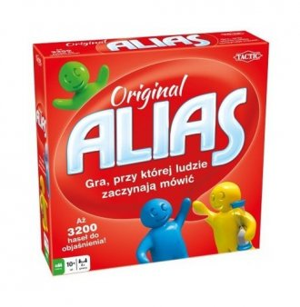 Alias - zdjęcie zabawki, gry